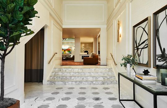 Galleria Park Hotel San Francisco Ca